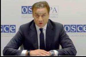 Roberto Montella segretario generale dell'AP Osce