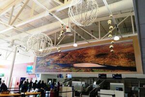 Aeroporto Finavia di Ivalo, foto G. Nitti